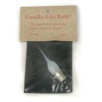 3 Watt Small Candle-Lite Light Bulb