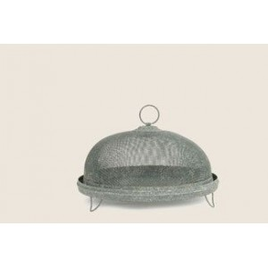 "7"" Screen Dome Food Protector"