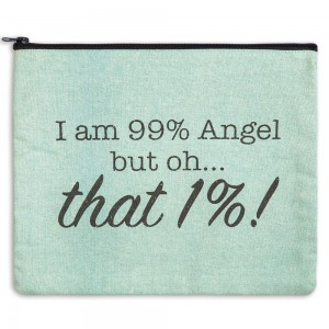 99% Angel Travel Bag