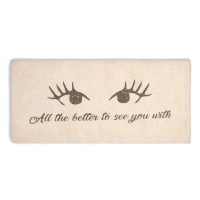 All the Better to See You Glasses Case