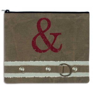 Ampersand Travel Bag