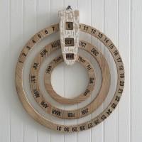 Antique Perpetual Calendar