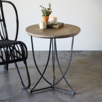 Arabesque Side Table