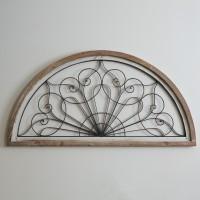 Architectural Semi-Circle Wall Art