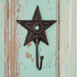 Architectural Star Hook