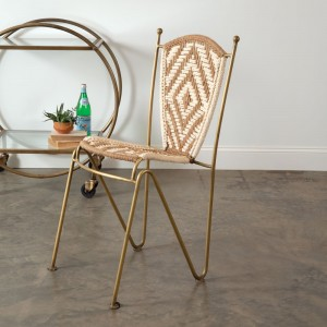 Aurelia Macrame Chair