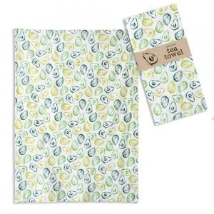 Avocados Tea Towel - Box of 4