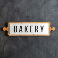 Bakery Wall Décor