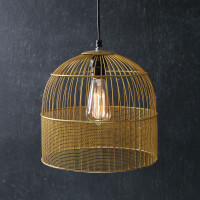 Bird Cage Pendant Light