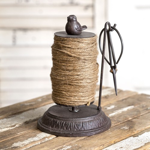 Bird Twine Holder and Shears
