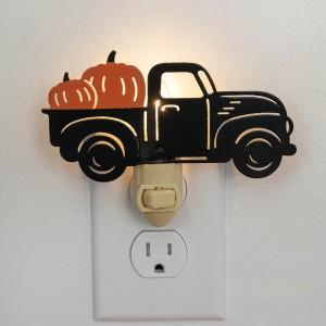 Black Harvest Truck Night Light - Box of 4