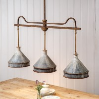 Braxton Three Light Pendant