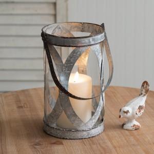 Bristol Pillar Candle Lantern