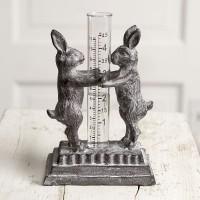 Bunny Buddies Rain Gauge