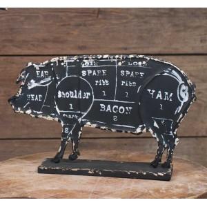 Butcher's Pork Chart
