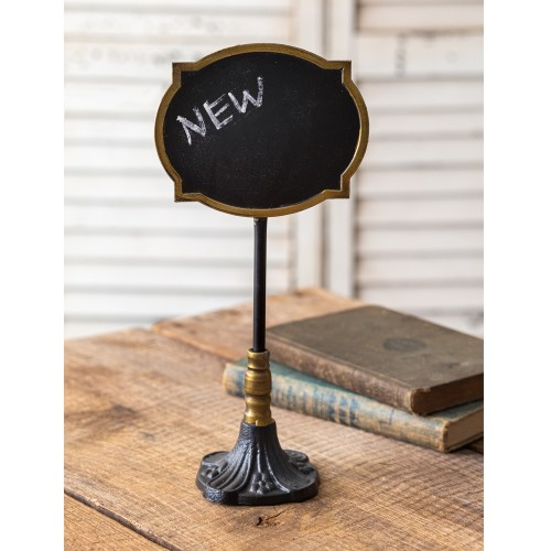 Chalkboard on Stand Sign - Box of 2