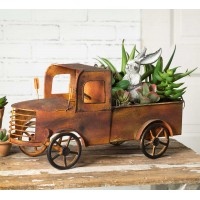 Charleston Pick-up Truck Planter