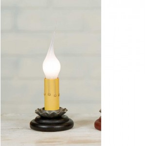 Charming Light - 2 inch - Black Base