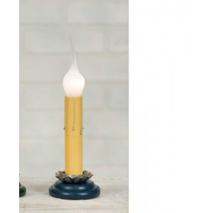 Charming Light - 4 inch - Blue Base