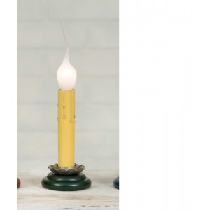 Charming Light - 4 inch - Green Base