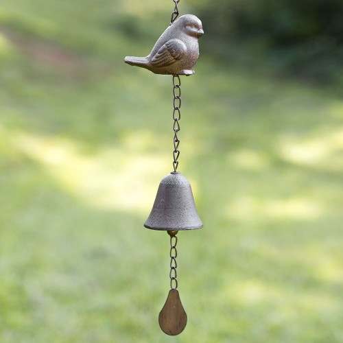 Chickadee Wind Chime