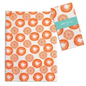 Clementine Tea Towel
