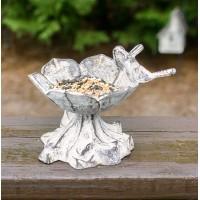 Daisy Tabletop Birdbath/Feeder