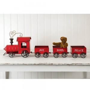Decorative Holiday Train