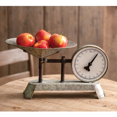 Decorative Kitchen Scale