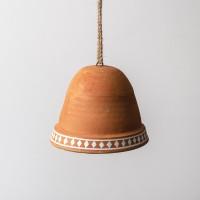 Dome Terra Cotta Bell