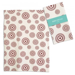Ember Tea Towel