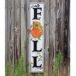 Fall Wall Sign