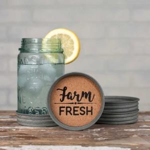 Farm Fresh Coaster