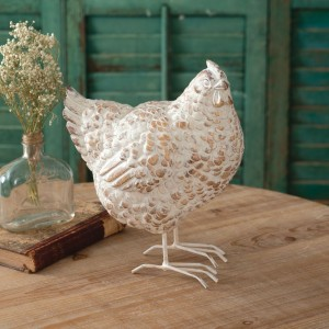 Farmhouse Tabletop Hen