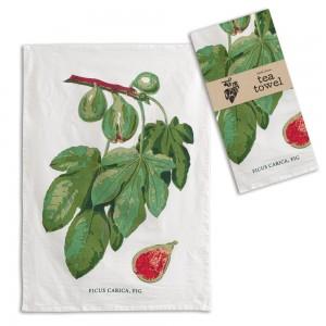 Fig Tea Towel - Box of 4