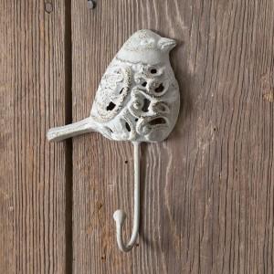 Filigree Bird Wall Hook