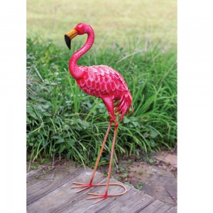 Flamingo Garden Decor