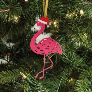 Flamingo Ornament - Box of 4