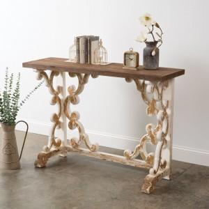 Flora Entryway Table