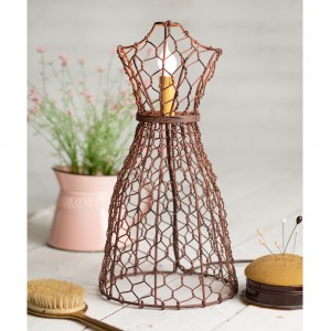 Form Figure Lamp