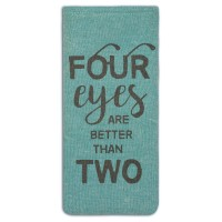Four Eyes Glasses Case
