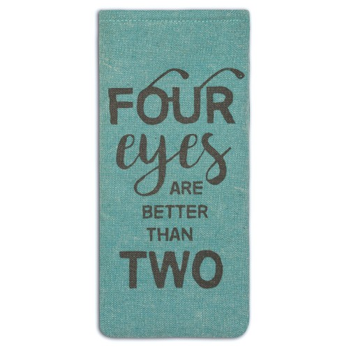 Four Eyes Glasses Case