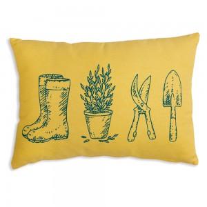 Garden Accent Pillow