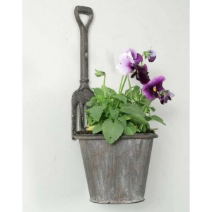 Garden Fork Wall Planter