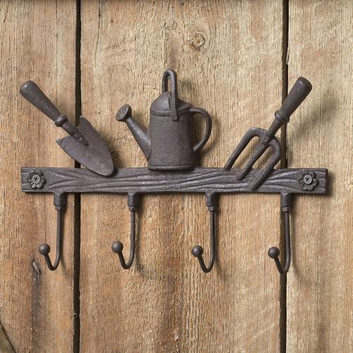 Garden Time Wall Hooks