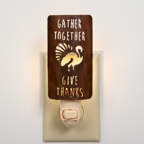 """Gather Together"" Night Light"