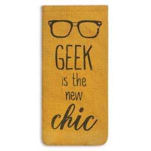 Geek to Chic Eyeglass Case