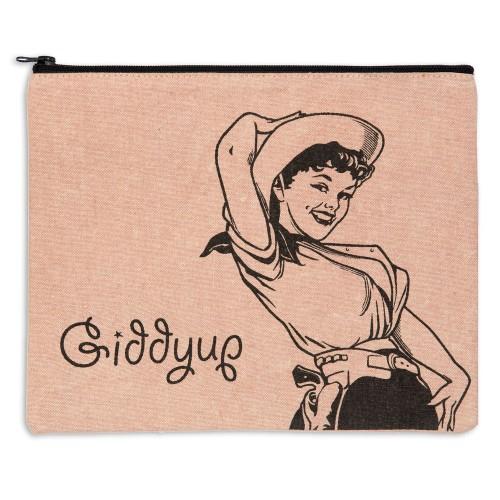 Giddyup Pink Travel Bag