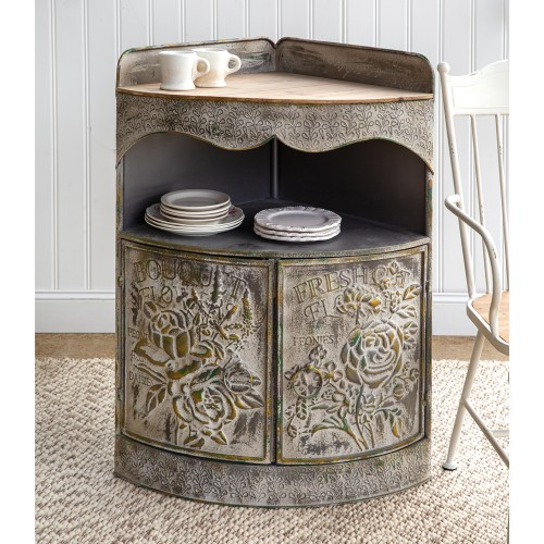Gulley Corner Cabinet