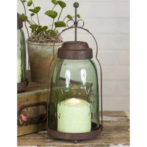 Half Gallon Mason Jar Butler Lantern